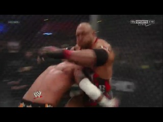 WWE Hell in a Cell 2012 - CM Punk vs. Ryback (WWE Championship Hell in a Cell Match)