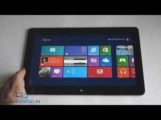 Обзор планшета ASUS VivoTab TF810C на Windows 8 (review)