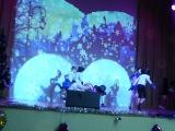 Рождественский концерт. Танец